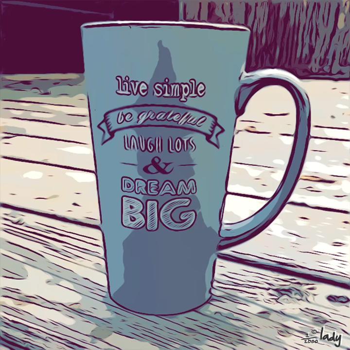 © CrazyLadyCrankyDog - Coffee Dream